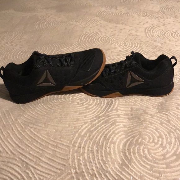 Women s Reebok Nano 6.0 Black Gum Size 6. M 5aaefb36c9fcdf7da21e91d5 944c2de72